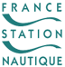 logo France Station Nautique