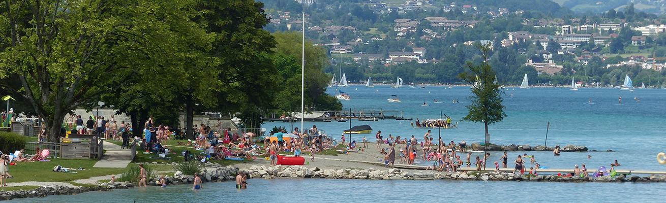Sevrier - Lac d'Annecy